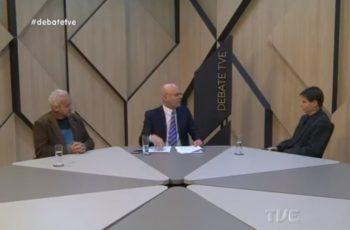 TVE fala sobre OVNIs
