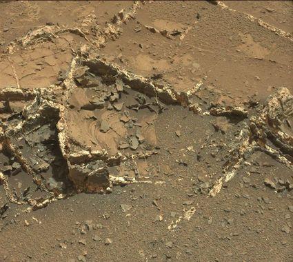 Restos de uma civilização antiga são descobertos em Marte