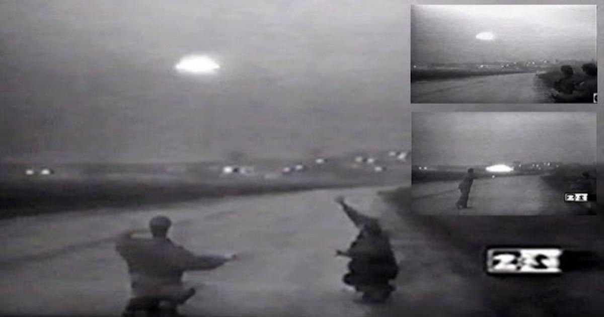 Pouso de OVNI teria sido mostrado pela TV russa em 1995