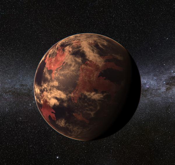 3 planetas do tamanho da Terra