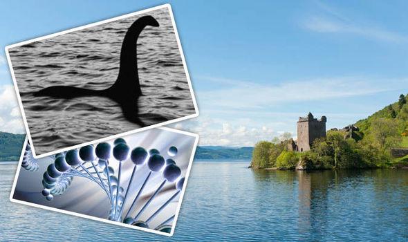 começam a investigar o mistério do monstro do Lago Ness