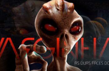Varginha, as duas faces do ET