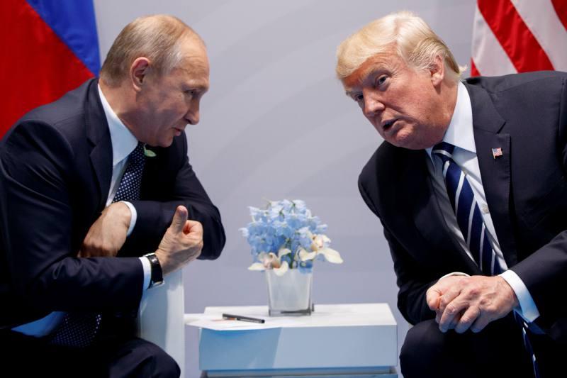 """Putin Trump """"Coalizão Planetária"""" contra ameaças espaciais"""