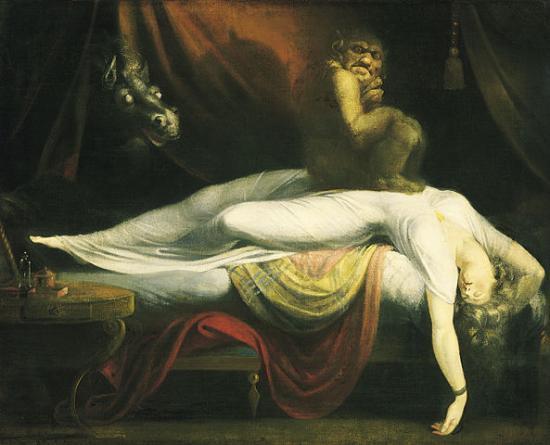 Seria a paralisia do sono causada por abdução alienígena?