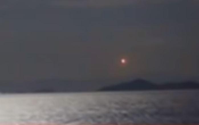 Mídia filipina relata grande avistamento de OVNIs